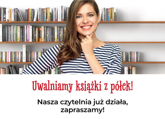 Przyjdź i wymień się książkami!