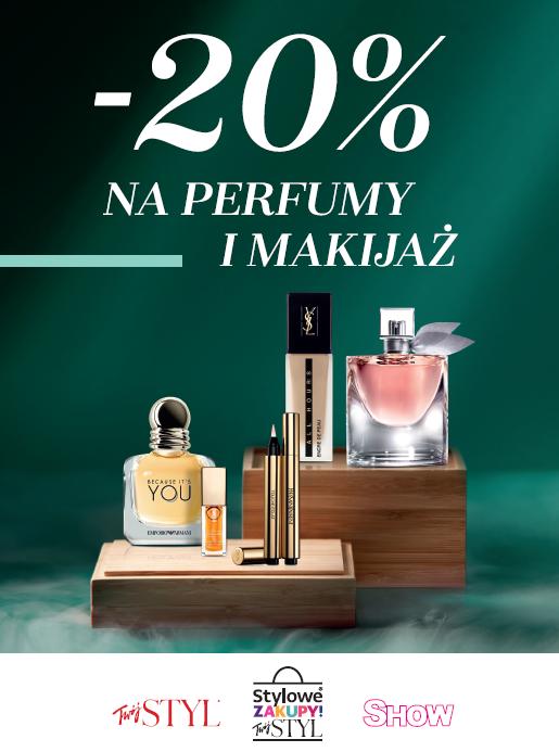 Perfumy i makijaż -20%