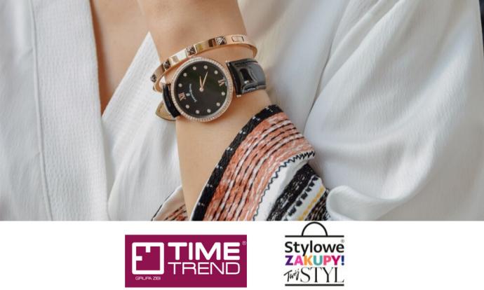 Stylowe zakupy w Time Trend