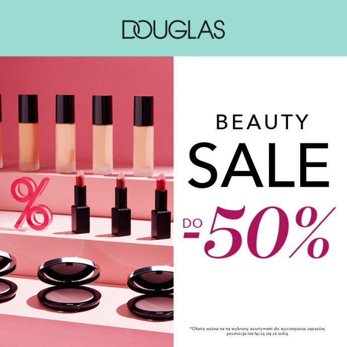 Beauty SALE w Douglas!
