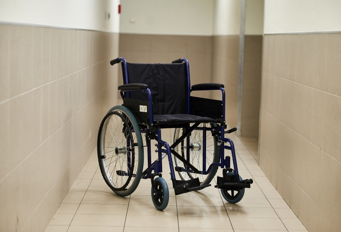 Renting of wheelchair