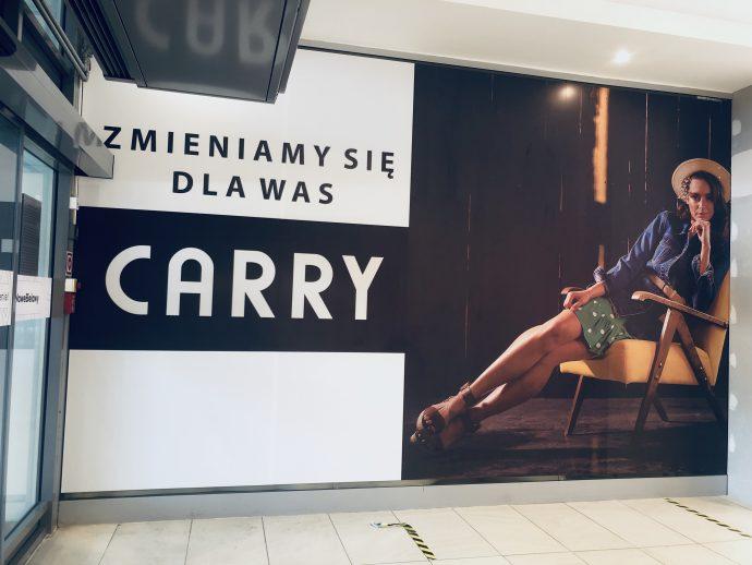 Salon Carry zmienia się dla Was!